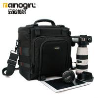 Crossbody camera bag professional digital SRL camera packbac hot-sale