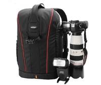 Double-shoulder camera bag 5d2 600d d7000d90 anti-theft digital camera bag slr bag a2083