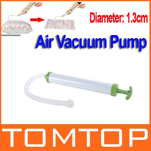 Air Vacuum Pump for Space Saver Saving Storage Bag Vacuum Seal Compressed Organizer Freeshipping wholesale(China (Mainland))