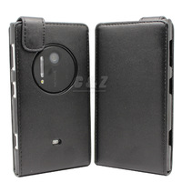 New Leather Case Cover Pouch + LCD Film For Nokia Lumia 1020 a