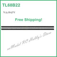 Tarot  FY680 Parts TL68B22 Diameter 10MM 3K matt pure carbon tube (280MM) Free Tracking Shipping