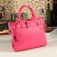 new 2014 Europe and the United States sell like hot cakes type candy color hand the bill of lading shoulder his female bag