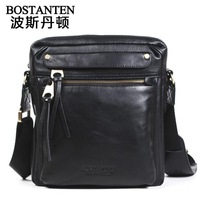 free shipping by EMS!!2013 fashion high quality genuine leather handbag men's bags messenger bag  shoulder bags handbags B10151