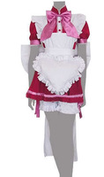 RDJ0004 Mew Mew Power Blue Maid Cosplay Costume Make Size S/M/LXL