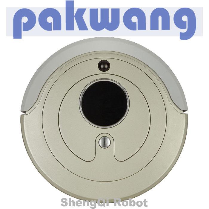 Lntelligent Home Appliances Nanny, Large Dust Collection Box,2013 Robot Vacuum(China (Mainland))