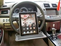Car  for ipad   deskboard car mid tablet mount car notebook stand computer table