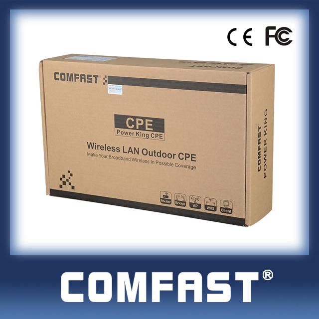 ... wireless outdoor cpe/AP/bridge/router/funzione comfastcf- e316n