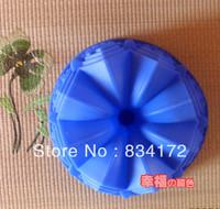 1 X Big crown silicone cake mold meet FDA quality  Free Shipping