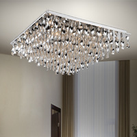 Modern brief luxury living room  restaurant  bedroom  heavy metal ceiling light