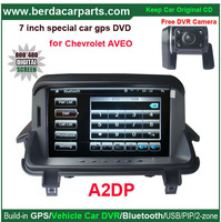 "7""High definition digital panel Built-in Bluetooth,GPS,USB Special for Chevrolet AVEO"