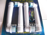Free shipping!! soft bristles EB17-4 SB-17A electric toothbrush heads, Replacement brush head,oral hygiene toothbrush