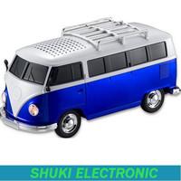 Mini super bass bus speaker with usb TF fm