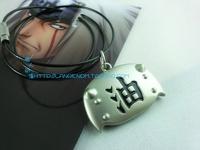 Anime Naruto Cosplay  Jiraiya Necklace Pendant Key Phone Chain Free Shipping
