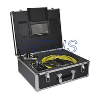 Plumbing CCTV Camera in Pipe Inspection Camera System with DVR and Monito pipe inspection camera