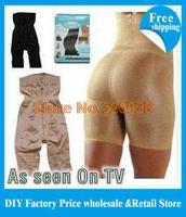 Free shipping  500pcs/lot, California Beauty Slim N Lift Slimming Pants, 2 colors,high quality body shaper underwear