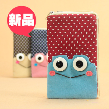 For apple   5 handmade cloth mobile phone case iphone5 protective case mobile phone bag cell phone pocket women's handbag