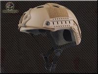 EMERSON FAST Helmet PJ TYPE-Economy Version Protective Pararescue Jump EM8811A Dark Earth