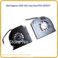 Laptop Fan For Dell Inspiron 1520 1521 FP37 0FP377 Laptop CPU Cooling Fan Notebook cooler fan