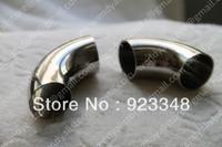 2 1/2'' stainless steel 304 sanitary elbow ,90 degree elbow, welded eblow,pipe elbow