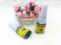 2PCS Professional Black False Eyelashes Extension Adhesive Glue Eye Beauty  Tool Free Shipping
