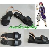 Fairy Tai Natsu Dragneel Cosplay Shoes  Made