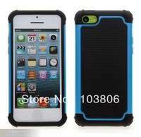 FASHION STYLE HYBRID ARMOR CASE NEW HYBRID ARMOR CASE COVER Soft Silicon Gel Matte Hybrid FOR APPLE IPHONE 5C 5 C 5c 5 c