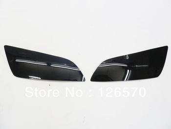 FREE SHIPPING Smoke Headlight Cover for 2003-2006 Honda CBR 600 RR 600RR 2004-2007 CBR1000RR 2005