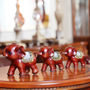 Gift elephant decoration fashion home accessories circleof crafts wedding gift