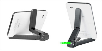 Universal Portable Foldup Stand Holder for 7-10 in Tablet pc Mini Kindle Fire Galaxy Tab ipad White /Black