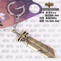 LEAGUE OF LEGENDS  LOL  The Exile  Riven   Weapon Keychain  #1