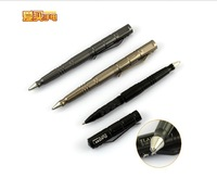 2013 New Arrivals Tungsten Steel Pen Point Self Defense tool Office Cool Writing Pen Metal Ballpoint Pen LAIX Brand Tactical Pen
