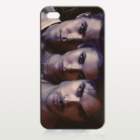 For iPhone 4 4S iphone 5 case the vampire diaries season 4 ILC3620 Soft TPU phone cover Wholesale Retail