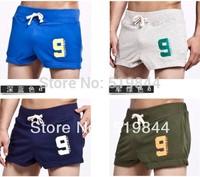 male cotton casual lounge pants low-waist pants aro sports fitness boxer shorts inner pouch MEN underwear Slacks