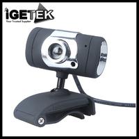2014 New USB 2.0 50.0M HD Webcam Camera Web Cam Digital Video Webcamera with Microphone MIC for Computer PC Laptop Black