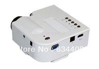 UC28+ with HDMI Mini Micro AV LED Digital Video Game Projectors Native 320 X 240 Multimedia player Inputs AV VGA USB SD