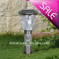 2013 High Lemen Solar Garden Lights with Outdoor Wireless Garden Speaker