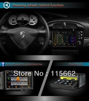 Hot Promotion!!! 7 inch Universal Car DVD+3D Rotating UI+iPOD+Buletooth+TV+radio+GPS Map
