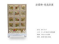 Neo Chinese Drawer with gold foil
