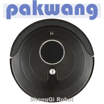 Fast Shipping, Multifunction Robot Vacuum CleanerSQ-A380(D6601),Low noise,Big Mop Vacuum