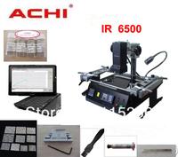 Original ACHI IR6500 dark infrared BGA welding machine with 6 in 1 BGA reballing kit DHL free shipping