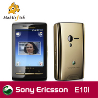 Free Shipping Original Unlocked Sony Ericsson Xperia X10 mini E10i E10 Mobile Phone 3G WIFI 5MP Android Smart Phone