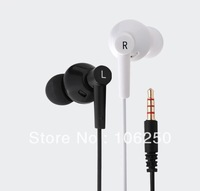 Universal earphone with mic for Iphone Samsung Nokia Motorola Blackberry Sony Ericsson lenovo Huawei mi JIAYU ZOPO IPOD PSP THL