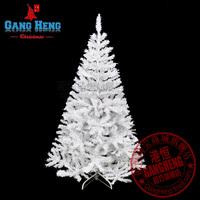 Christmas decoration 150cm white type encryption pvc christmas tree 450 2.8kg  =sds150-1