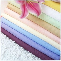 Mercerizing 100% cotton sheets satin single double solid color 100% cotton bedding