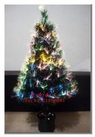 Out of stock! Christmas 90cm decoration fiber optic christmas tree 0.9 meters glow fiber christmas tree christmas tree  =sd90-1