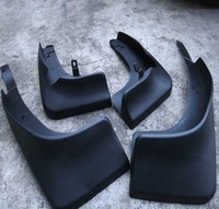 splasher,Mudguard,Mud Flaps,Splash Guards Fit for 2010-2013 Luxgen 7