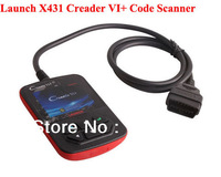 Top-Rated 2013 Free Shipping Support JOBD / OBD2 Auto Code Reader Launch Creader 6+ CReader VI+ CReader VI Plus