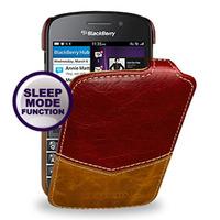 For blackberry   tetded q10 original leather case q10 blackberry protective case q10 phone case sleep sets holsteins