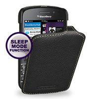For blackberry   tetded q10 original leather case  for blackberry   phone case q10 protective case sleep sets