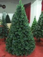 no stock! 2.1 meters mixed pine needle quality christmas tree fiber optic  =sd2.1-2